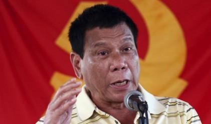 Президентът, одобряващ изнасилванията и наричащ Папата