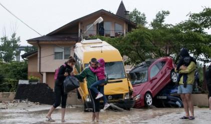 Заплашени сме от спиране на европари заради риска от наводнения