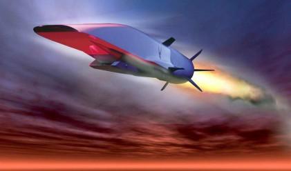 Китай разработва хиперзвуков космически самолет
