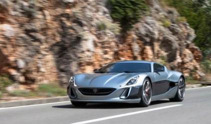 Хърватски ел. автомобил издухва Tesla и Ferrari в състезание