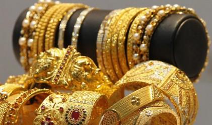 Златото у нас по-скъпо с 4-5 лв. на грам след британския брекзит