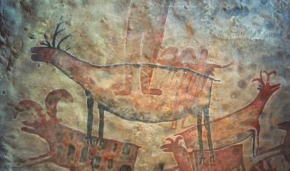 Как изглеждат дрехите на човек, загинал преди 5300 години