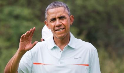 Барак Обама се завърна от отпуската си
