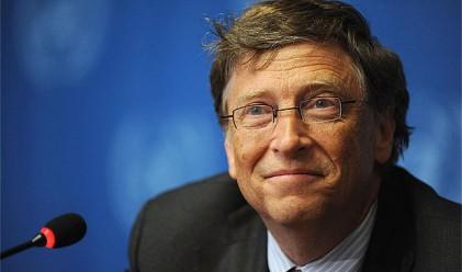 Бил Гейтс с рекордно богатство