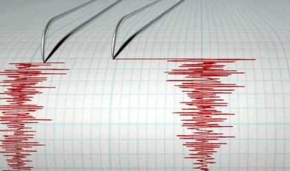 Силно земетресение в Италия