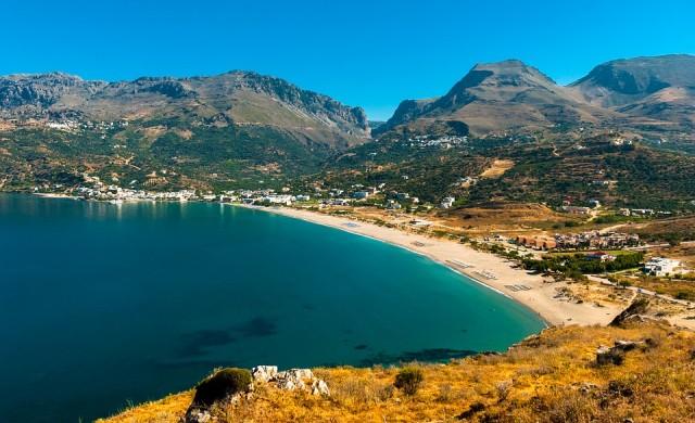 Силно земетресение в близост до гръцкия остров Крит