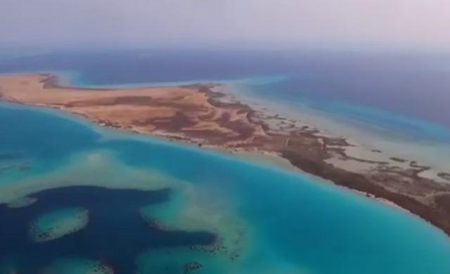 Саудитска Арабия с огромен туристически проект на Червено море