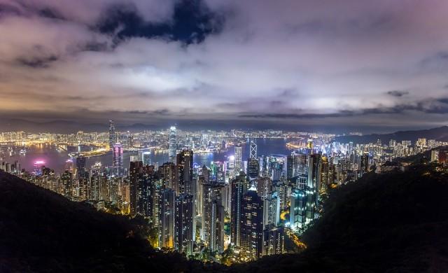 Жилищата-ковчези на Хонконг