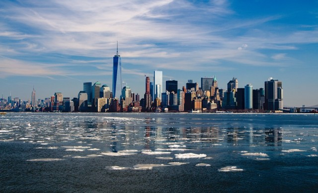 10-те най-потни града в Америка днес