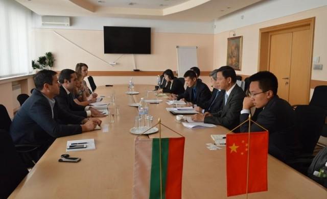 Китай започва да отваря пазара си за български храни