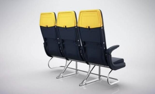 Защо новите седалки на Ryanair нямат джобове за лични вещи?