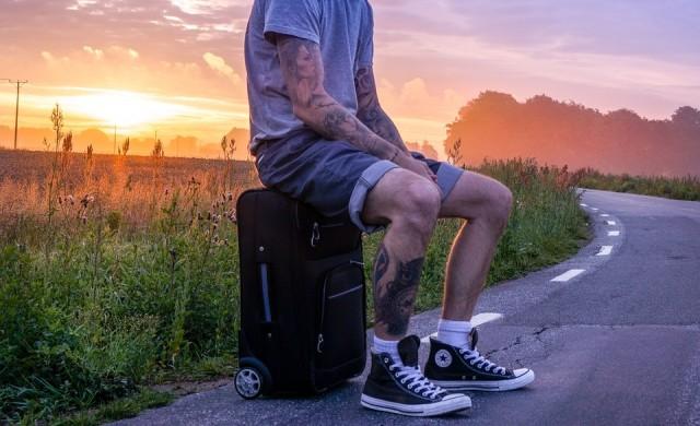 Той е посетил 47 страни по света без да използва самолет