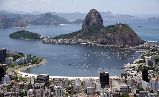 Най-хубавите плажове на Рио