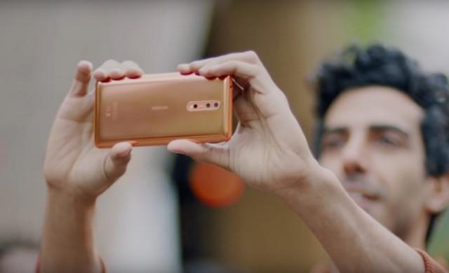 Най-важното за Nokia 8