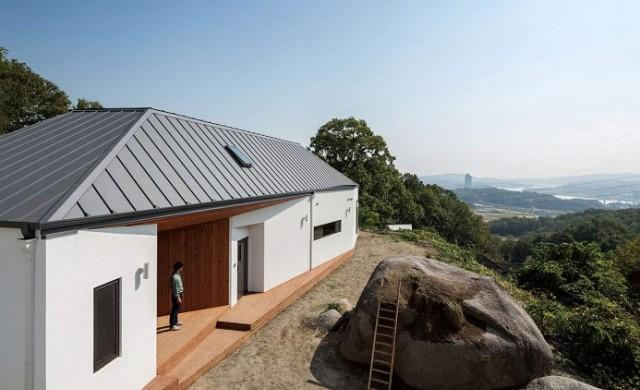 Селска къща в Южна Корея, която те размечтава
