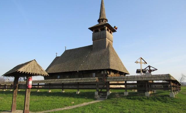 Чудесата на Румъния: дървените църкви на Марамуреш