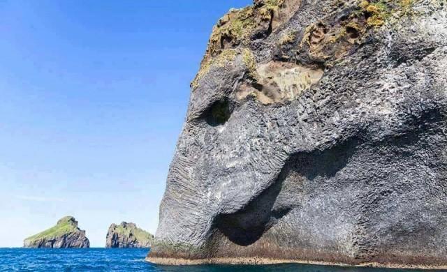 Слонската скала - едно от невероятните творения на природата