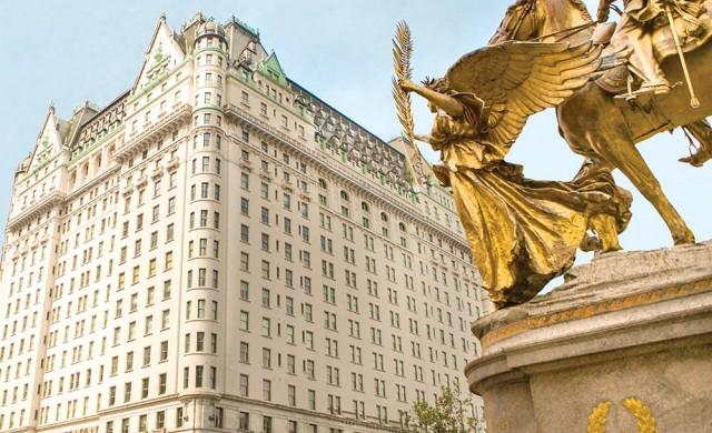Иконичният Plaza Hotel в Ню Йорк се продава