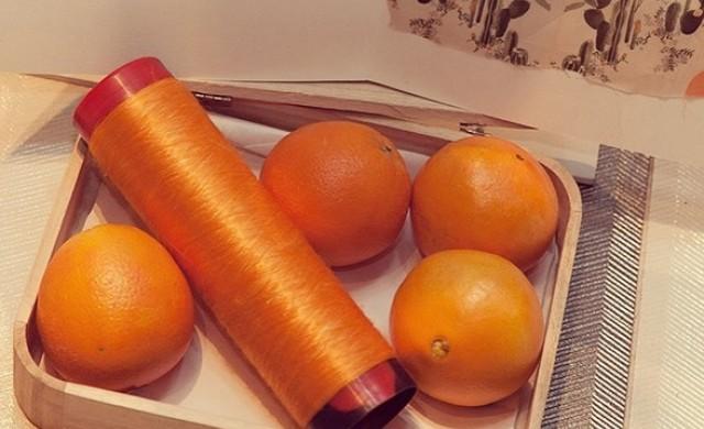Как сицилианските портокали се превръщат в дрехи и електричество?
