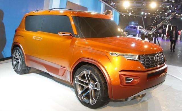 Какъв ще бъде най-малкият кросоувър на Hyundai?