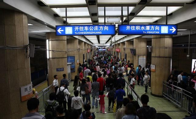 Най-натоварените метро линии в света