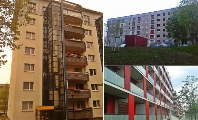 Как в Германия преобразяват панелките