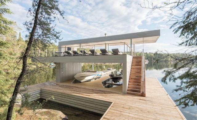 Имате ли къща за лодки?