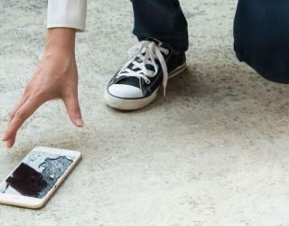 Motorola подготвя самовъзстановяващо се стъкло за смартфони