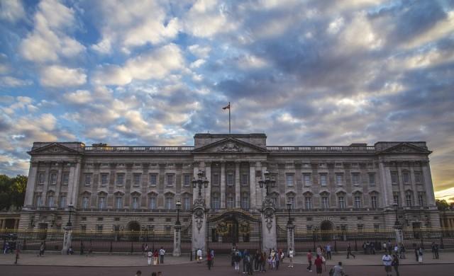 Принцеса загази, пусна снимка на забранена част от двореца