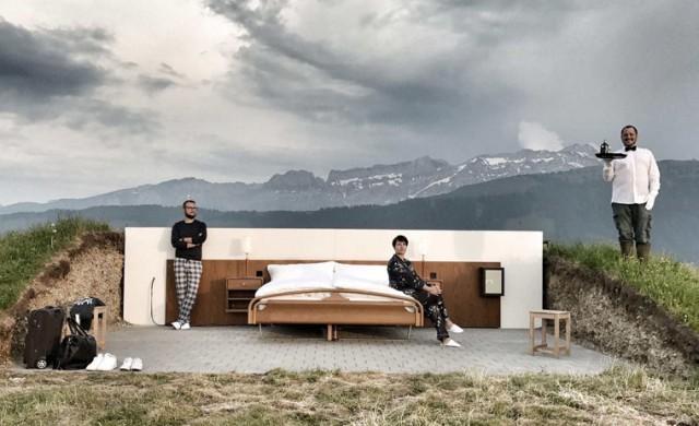 Срещу 500 лв. за нощувка: в Швейцария отвори хотел с 0 звезди