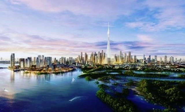 Дубай строи нов мол с площта на 100 футболни терена