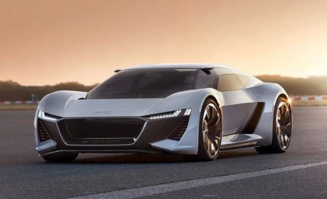 Audi показа електромобил, който изминава 500 км