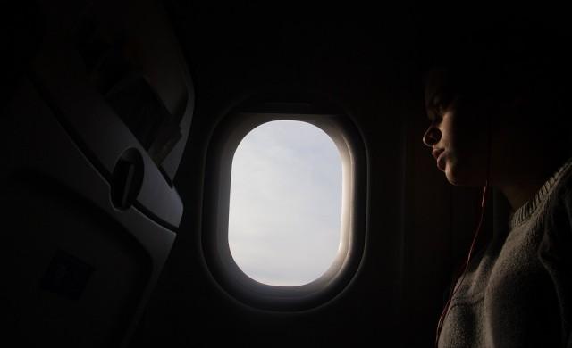 Тази авиокомпания записва пътниците с камери в самолета