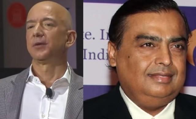 Защо най-богатият човек в света се нуждае от най-богатия индиец?
