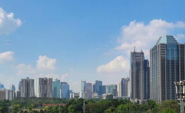 Моловете в Джакарта, на чиито покриви са построени цели квартали