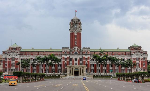 Какво да направите, за да нощувате в президентството на Тайван?