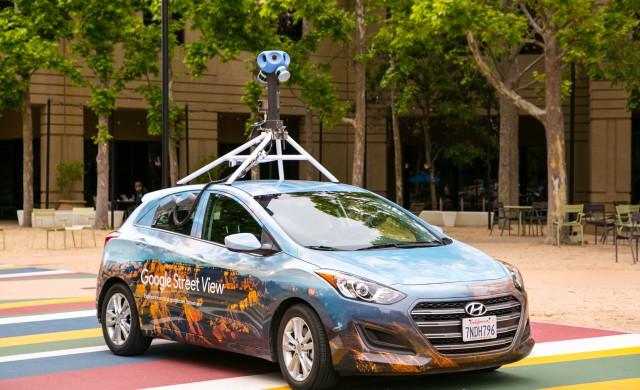 Колите на Google Street View отново тръгват из страната