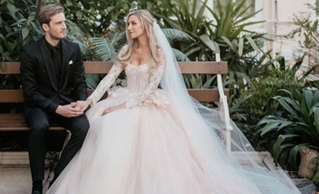 Най-голямата YouTube звезда се ожени