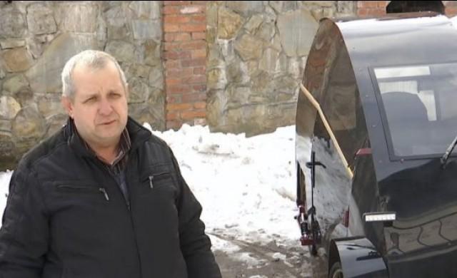 Илон Мъск от Украйна