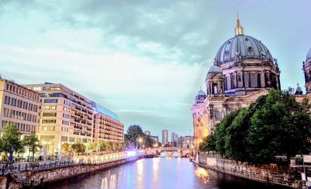 Топ четири забележителности в Берлин