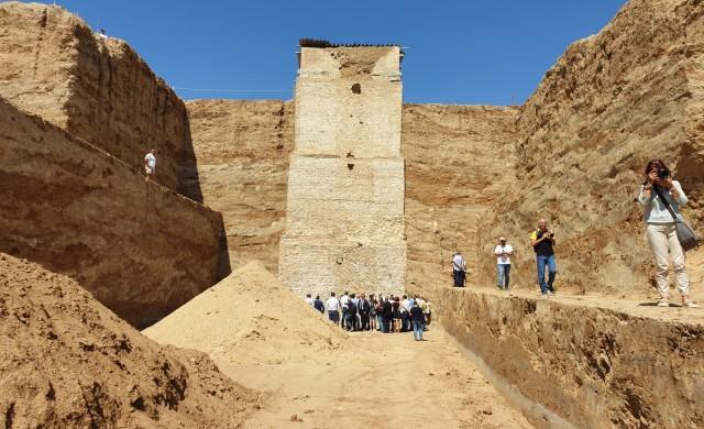 20-метрова кула край Пловдив се превръща в европейска атракция