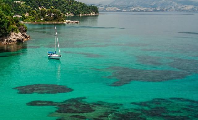Гърция откри подводен музей