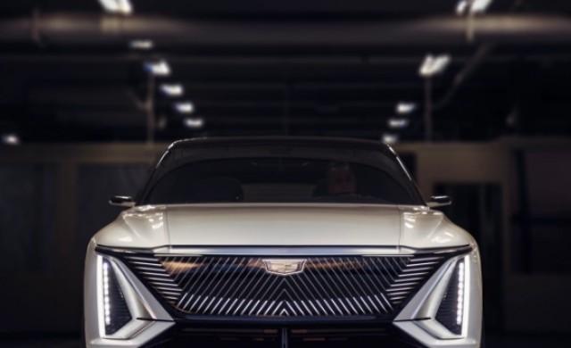 GM представи луксозния електромобил Cadillac Lyriq