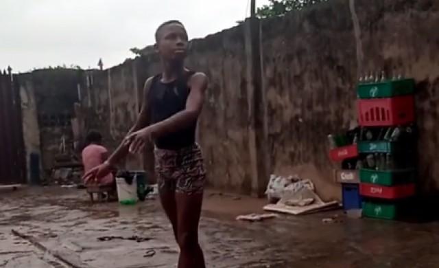 11-годишният нигериец, който трогна света с балетните си умения