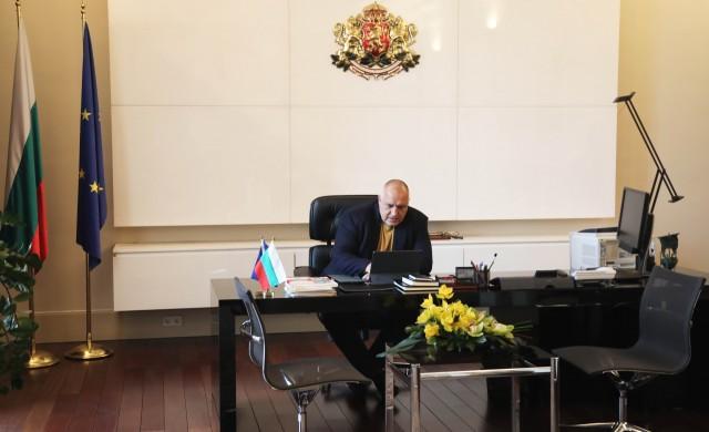 Борисов: И аз искам оставката на Радев