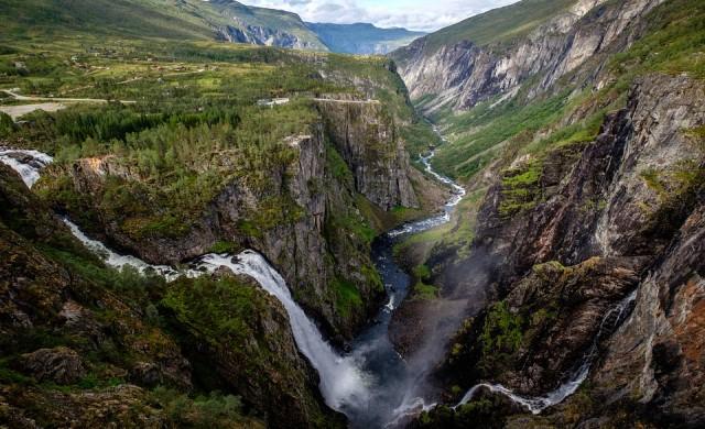 Новата атракция на Норвегия е поразителна (снимки)