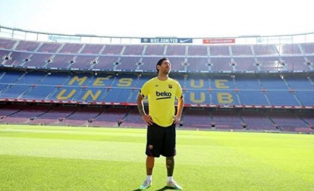 Барселона договори с Манчестър Сити цената на Лионел Меси