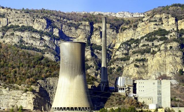 Стара въглищна електроцентрала се превърна във