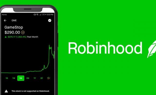 Robinhood със сериозен ръст, Влад Тенев спечели 550 млн. долара за ден