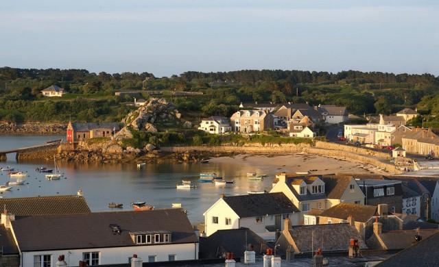 Принц Уилям и Кейт избраха британски архипелаг за кратка ваканция (снимки)